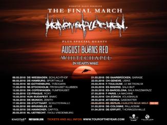 Heaven Shall Burn Tour 2018