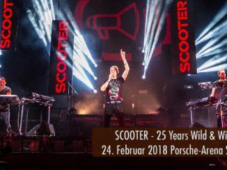 Konzertbericht Scooter Porsche-Arena Stuttgart 2018