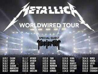 Metallica Worldwired Tour 2017-2018