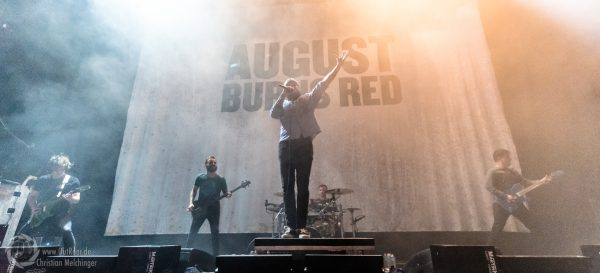 August Burns Red Schlachthof Wiesbaden 2018