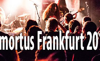 Fotos Exmortus Zoom Frankfurt 2018