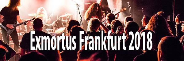 Fotos Exmortus Zoom Frankfurt 2018