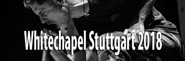 Fotos Whitechapel Schleyer-Halle Stuttgart 2018