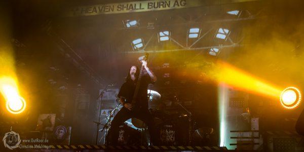Foto Heaven Shall Burn Schlachthof Wiesbaden 2018