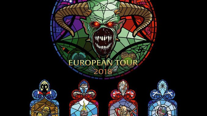 Rockavaria 2018 Iron Maiden