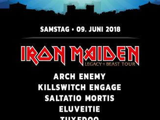 Rockavaria 2018 Arch Enemy
