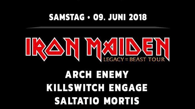 Rockavaria 2018 Arch Enemy