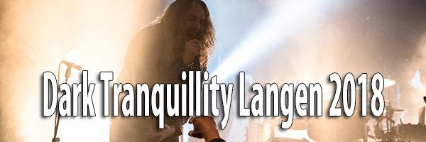 Fotos Dark Tranquillity Stadthalle Langen 2018