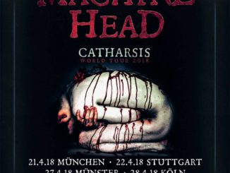 Machine Head Deutschland 2018