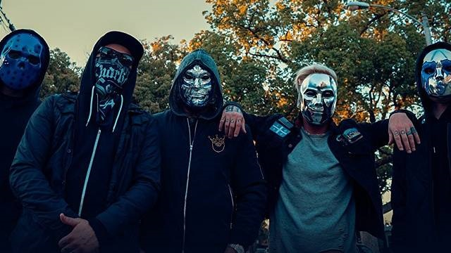 Hollywood Undead MHP Arena Ludwigsburg 2018