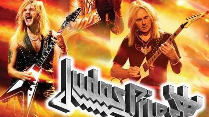 Judas Priest Tour 2018