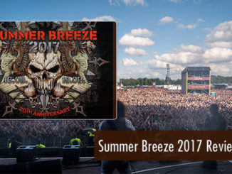 Summer Breeze 2017 Review Teil 1