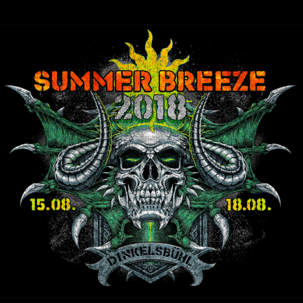 Summer Breeze 2018 Logo