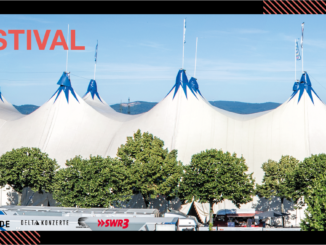 Zeltfestival Rhein Neckar 2018 Titelbild