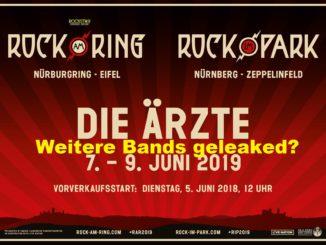 Rock Am Ring 2019 Die Ärzte