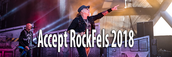 Fotos Accept RockFels 2018