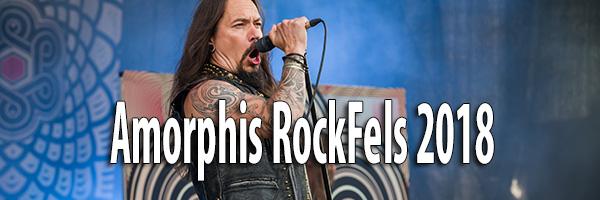 Fotos Amorphis RockFels 2018