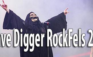 Fotos Grave Digger RockFels 2018