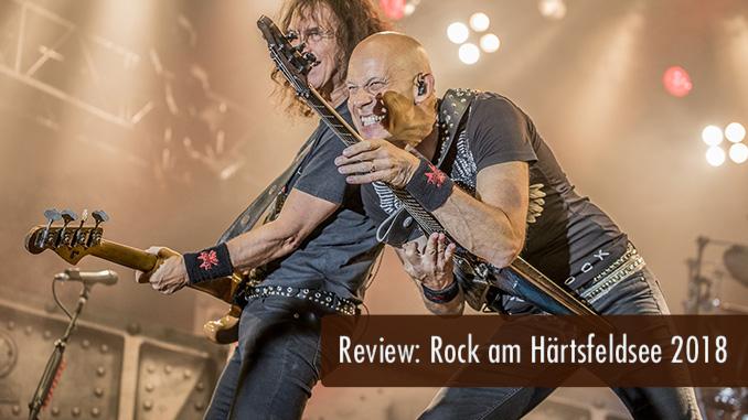 Review Rock Am Härtsfeldsee 2018