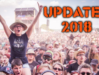 Summer Breeze 2018 - Updates 2018