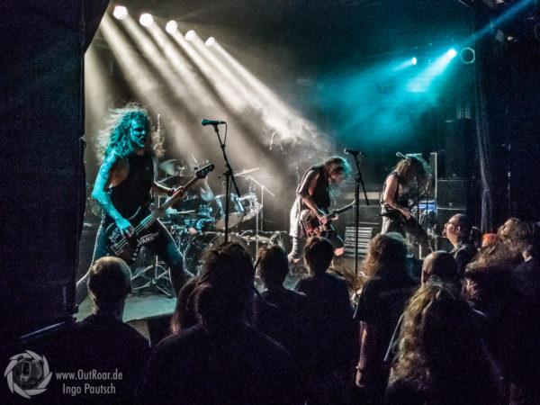 foto Devil Driver München 2018