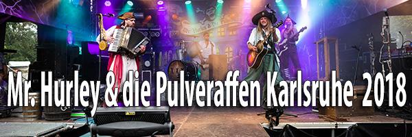 Fotos Mr. Hurley und Die Pulveraffen MPS Karlsruhe 2018