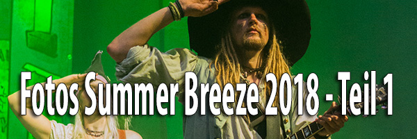 Fotos Summer Breeze 2018 Teil 1
