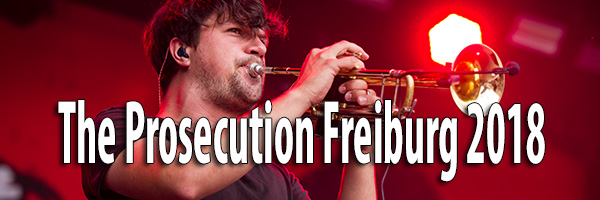 Fotos The Prosecution Freiburg 2018