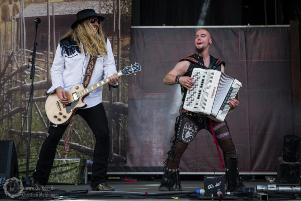 Foto Korpiklaani Summer Breeze 2018
