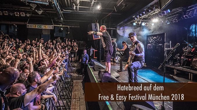 Review Free and Easy Festival 2018 München