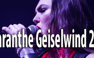Fotos Amaranthe Eventhalle Geiselwind 2018