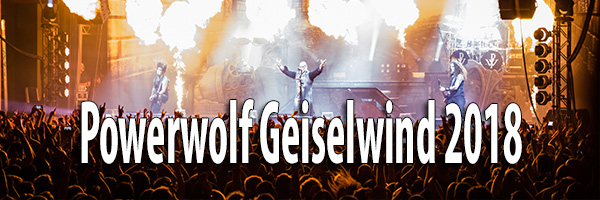 Fotos Powerwolf Eventhalle Geiselwind 2018