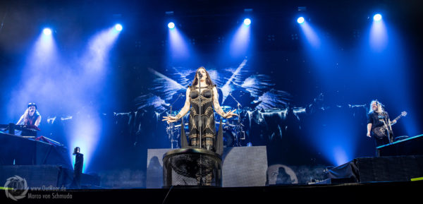 Foto Nightwish Nürnberg 2018