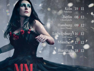 Within Temptation 2018 Deutschland Flyer