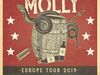 Flogging Molly Europa 2019 Flyer