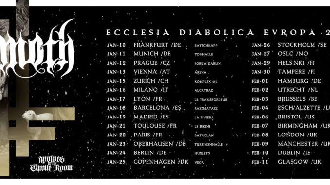 Flyer Behemoth Europa 2019