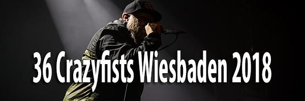 Fotos 36 Crazyfists Schlachthof Wiesbaden 2018