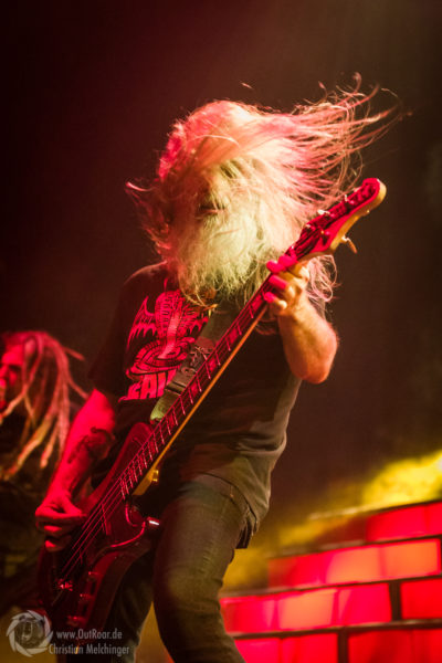 Foto Lamb of God Sick-Arena Freiburg 2018