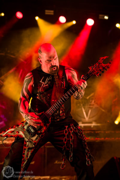 Foto Slayer Sick-Arena Freiburg 2018