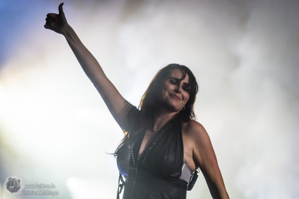 Foto Within Temptation MHP Arena Ludwigsburg 2018