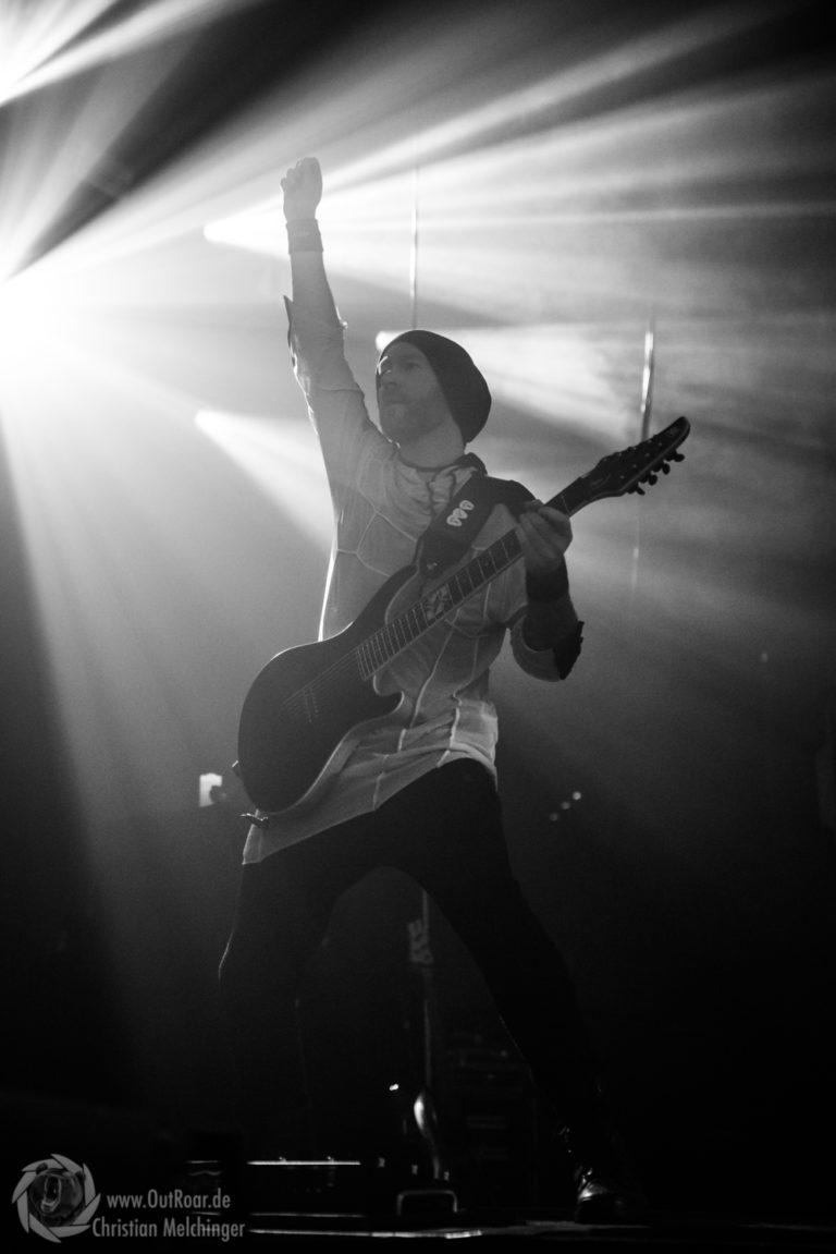 Konzertbericht Within Temptation MHP Arena Ludwigsburg