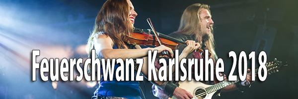 Fotos Feuerschwanz Substage Karlsruhe 2018