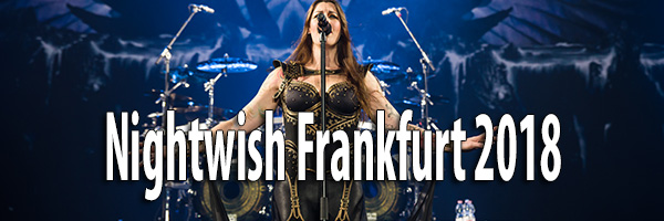 Fotos Nightwish Festhalle Frankfurt 2018
