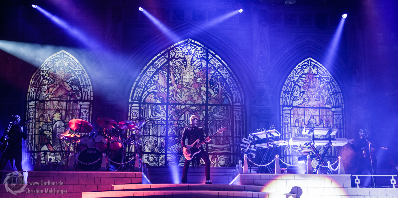 Konzert schleyerhalle