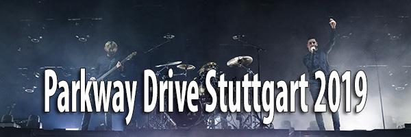 Fotos Parkway Drive Schleyerhalle Stuttgart 2019