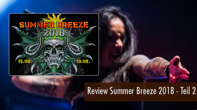 Artikelbild Review Summer Breeze 2018 Teil 1