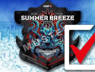Summer Breeze 2019 - News