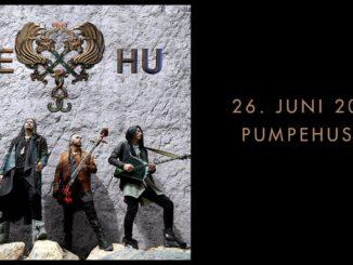 Flyer TheHu Copenhagen 2019