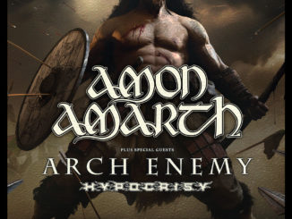 Amon Amarth Tour 2019 Flyer