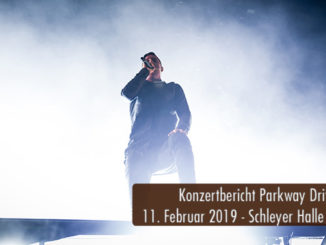 Konzertbericht Parkway Drive Schleyer-Halle Stuttgart 2019